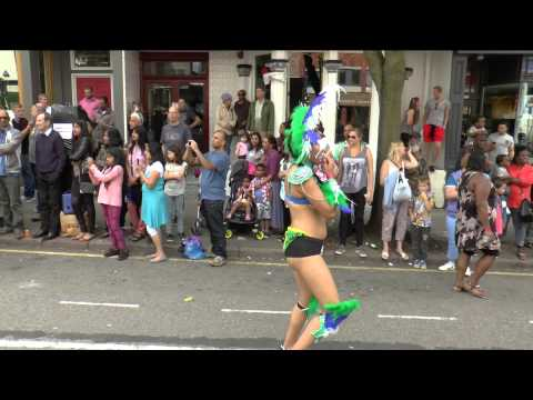 Leicester Caribbean Carnival 2015 Procession