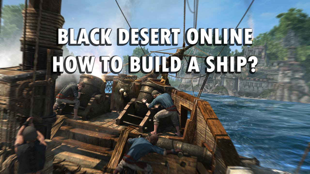 How To Build A Boat/ship? (Quick
