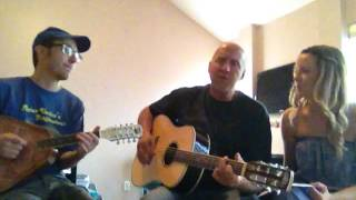 (429) Jeff Dayton Zachary Scot Johnson Carrie Dayton Wired That Way thesongadayproject original