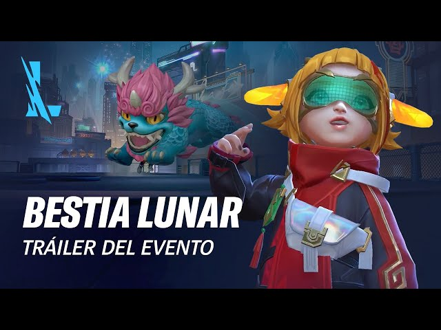 Bestia lunar | Tráiler oficial de evento - League of Legends: Wild Rift