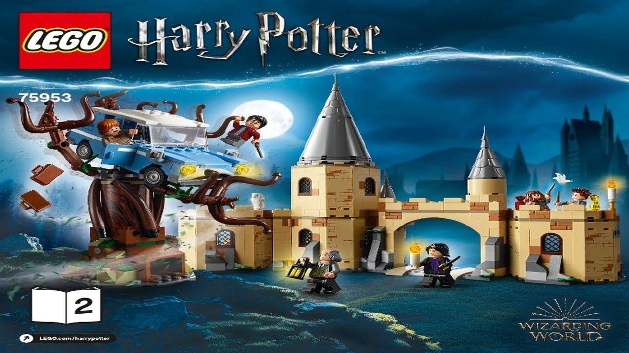LEGO instructions - Harry Potter ™ - 75953 - Hogwarts ...