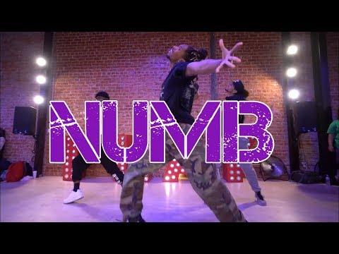 NUMB AUGUST ALSINA Dexter Carr Choreography #DexterCarrChoreography