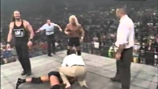 WCW Thunder 9-3-98 Rick Rude