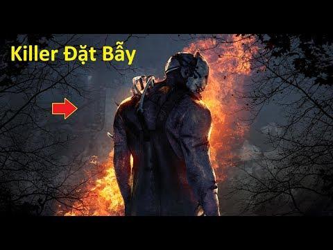 Dead by Daylight #8 - Mình Chơi Thử Killer Đặt Bẫy!! (THE TRAPPER)