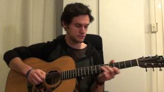 The Way You Make Me Feel (acoustic) | Tutorial