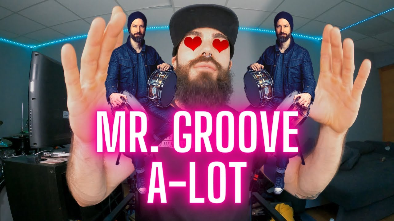 Download THE GROOVIEST DRUMMER EVER BORN - BENNY GREB.