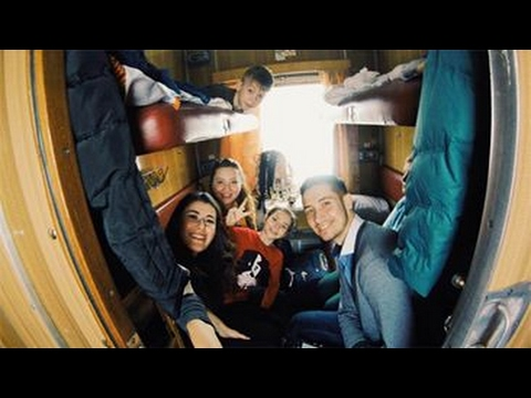 Durma Keşfet - Lviv'den Kiev'e Unutulmaz Tren Yolculuğu!