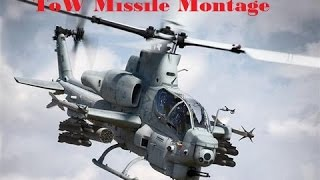 Battlefield 4 - Helicopter Montage Missile Tow InF-DeltaS-DeN
