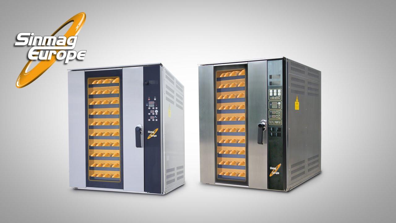 Four Ventil Machines Et Equipement De Boulangerie Sm 705e Ep 710e Ep 805e Ep 810e Ep