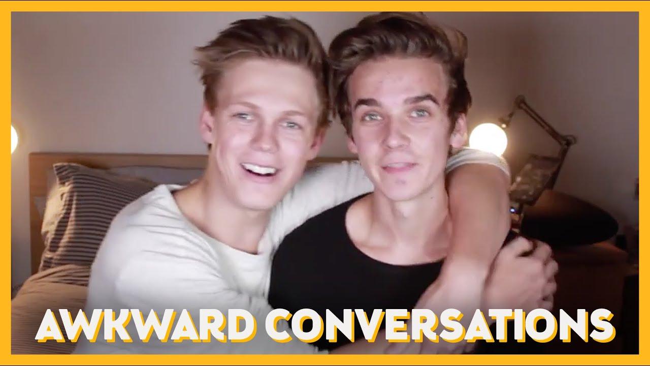 Caspar Lee | Awkward Conversations | Rise Above