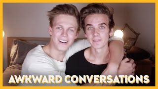 Caspar Lee | Awkward Conversations | Rise Above