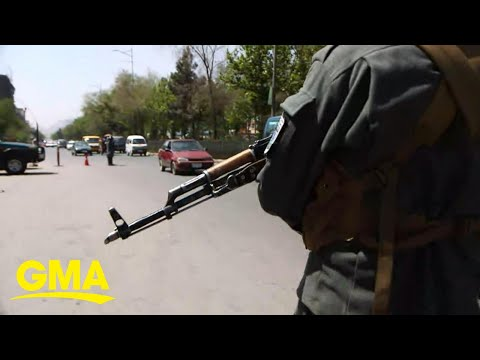 1st deadline in US withdrawal from Afghanistan approaches l GMA