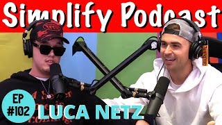... luca netz is a 21 year old millionaire entrepreneur who has been very successful in shopify dropshipping, clo...