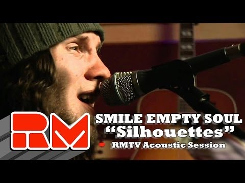 Smile Empty Soul: Silhouettes Live Acoustic (RMTV Official)