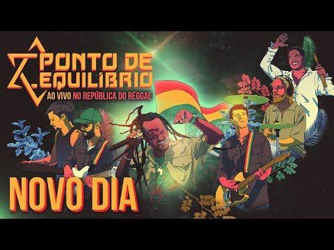 Ponto de Equilíbrio part. Kuky Lughon - Novo Dia ao vivo no República do Reggae (Vídeo Oficial)