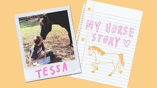 Horse Vlog | My Horse Horse Story: Tessa  (Episode 3) (Horse Video)