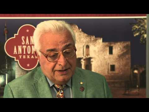 Dr Alfonso Chiscano, on behalf of San Antonio Hispanic Chamber of Commerce