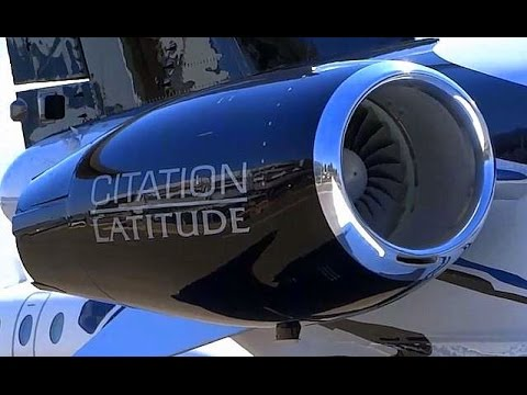 2015 Textron Cessna Citation Latitude - Arrival / Departure