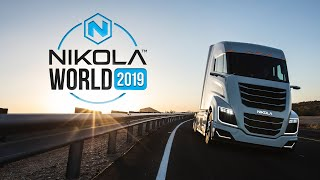 Nikola Wants To Revolutionize The Trucking World With These H2 Electric/Battery Electric Trucks