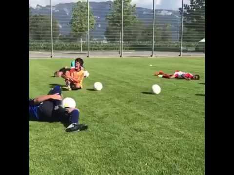 Mundial 2018. Dzieci parodiują Neymara
