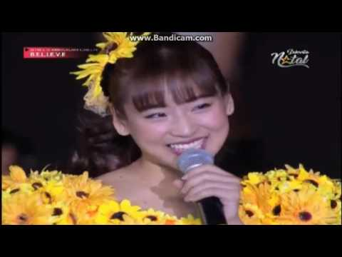 Haruka Speech Graduation + KFC & Heavy Rotation - JKT48 5th Anniversary @ RTV