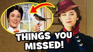 mary poppins returns trailer breakdown easter eggs things you missed