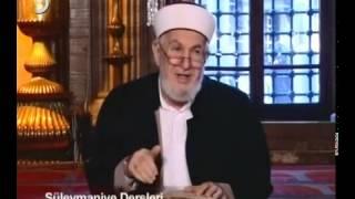 Cevat Akşit Hoca ~ Yahudi Ve Cennet Hakkında Hadis