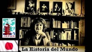 Diana Uribe - Historia de Japón - Cap. 07 Como Japon se abre al Occidente