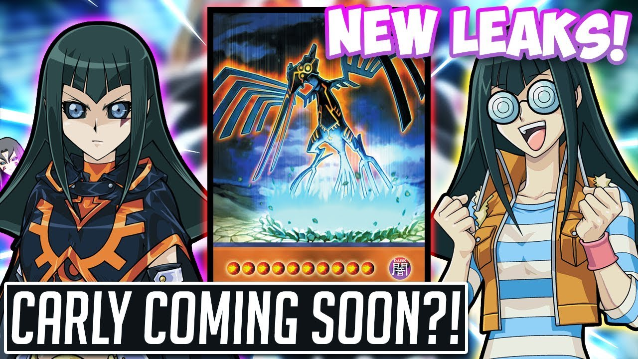 Carly Carmine (Carly Nagisa) Coming To Duel Links SOONER