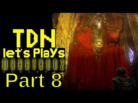 TDN Let's Plays Marathon 2 Durandal Part 8 - Grenades And S'pht