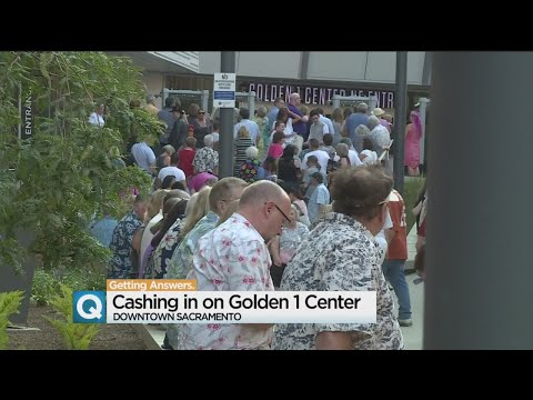 Golden 1 Center Brings Money To Sacramento
