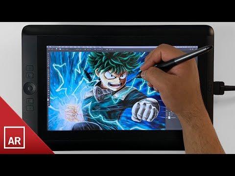 "Izuku Midoriya ""Deku"" Digital Drawing - My Hero Academia"
