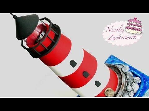 3d Leuchtturm Motivtorte I Leuchtturmtorte I Von Nicoles Zuckerwerk