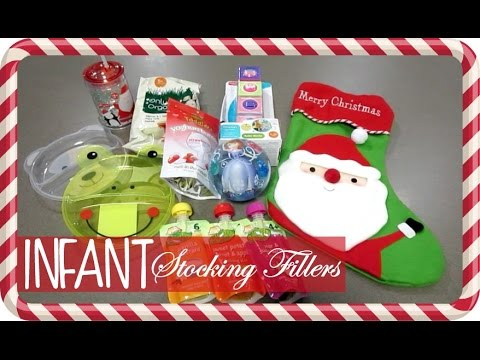 Christmas Stocking Stuffers baby/infant christmas stocking stuffers 2015 - youtube