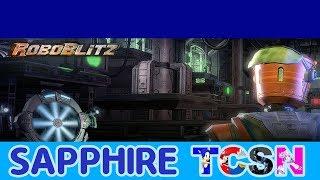 Roboblitz | Sapphire TCSN
