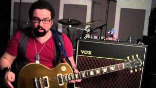 Naked Vengeance 1969 Gibson Les Paul Delux