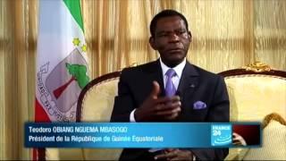 OBIAND DEMANDE LA VISITE EN GUINÉE ÉQUATORIALE D