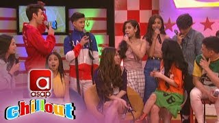 The ASAP Chillout hosts talk about their projects ASAP Chillout