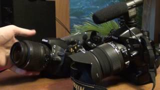 Как улучшить NIkon для съемки видео