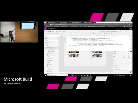Real-World Solutions with PowerApps: Tips & tricks to manage your app complexity : Build 2018