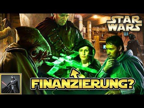 Star Wars: Wie sich die Rebellen-Allianz finanzieren konnte [Legends]
