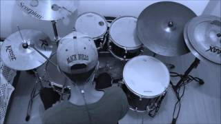 Lecrae - Blessings ft. Ty Dolla $ign (Drum Cover)