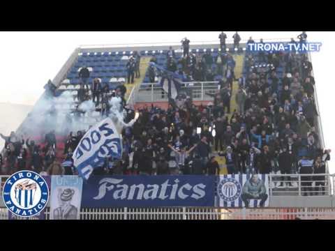 Tirona Fanatics 22/12/2016 (Vllaznia vs TIRONA 0-0)