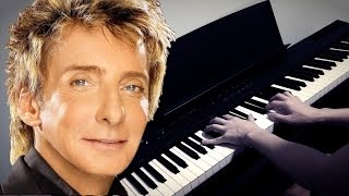 Mandy Acoustic Piano Cover - Barry Manilow