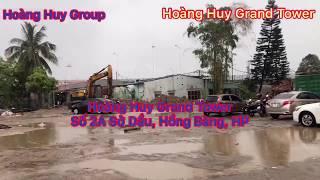 Hoàng Huy Grand Tower - Lễ Động Thổ Khởi Công