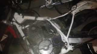 XR600R Stator Replacement