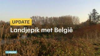 Nederland stukje groter; grondruil met België   - RTL NIEUWS