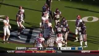 Video 2011 #2 Alabama vs. Ole Miss (HD) download MP3, 3GP, MP4, WEBM, AVI, FLV Juli 2018