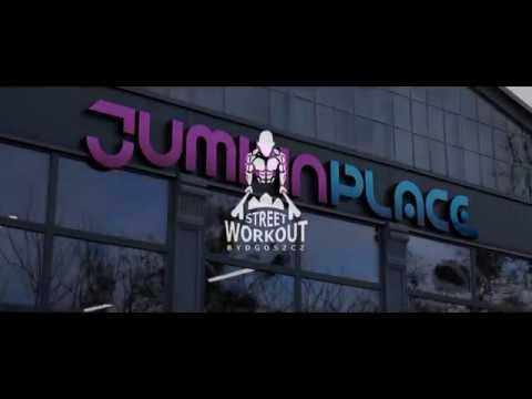 Street Workout Bydgoszcz - Integracja w Jumpin Place