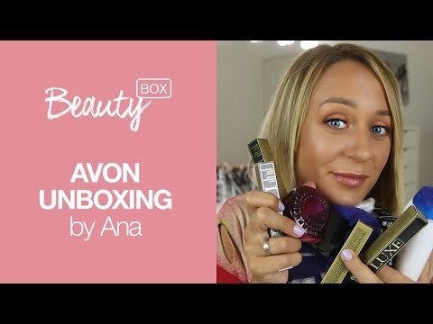 Avon Unboxing by Ana